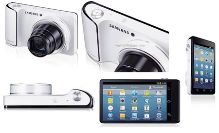 Samsung galaxy android dijital foto makinesi modeli karşılaştırma