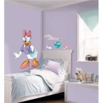 roommates disney dev duvar cikartmasi daisy duck 150x150 Bebek Odası Süsleri Online Satış