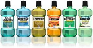 listerine 300x155 Ağız Sağlığı için Etkin Çözüm Listerine Coolmint