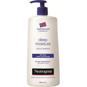 Neutrogena Deep Moisture Parfümlü Vücut Losyonu 400 Ml 30 TL Altı Bakım Önerileri