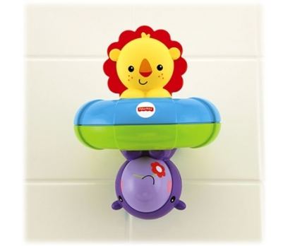 fisher price banyo arkadaslarim Bebeğinizin Banyodaki Oyuncakları
