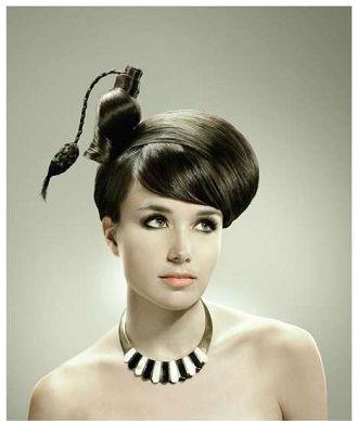 sac stili 1 Saç Stilinde Sizin Tercihiniz Hangisi?