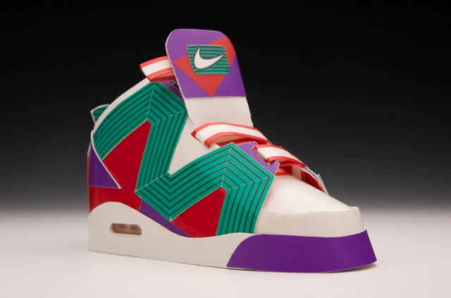 sneaker3 Geçmişe Yöneliş Retro Ayakkabılar