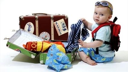 8119 Bebeğiyle Tatile Gidenlere Tüyolar