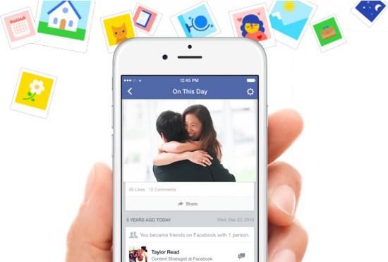 onthisday 1 e1427380616885 Facebook Yeni Özelliği On This Day