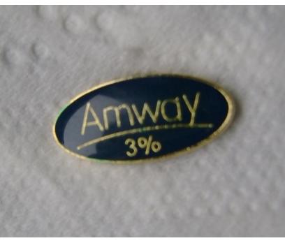 AMWAY 3% ROZETİ