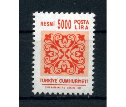CUMHURİYET  ** 1995  RESMİ SERİ SÜPER