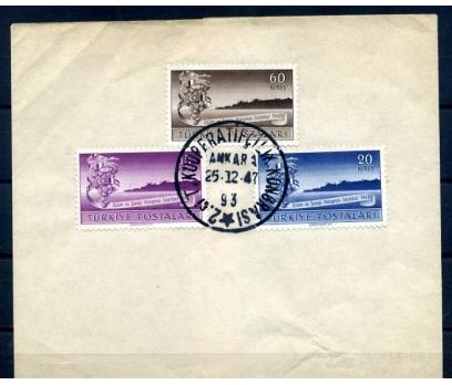 CUMHURİYET  25.12.1947 KOOPERATİFÇİLİK KONGRESİ