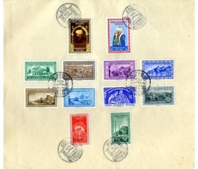 CUMHURİYET  29.5.1953 İSTANBUL'UN FETHİ 500.YIL