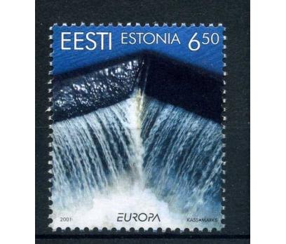 ESTONYA **  2001  EUROPA CEPT  SÜPER