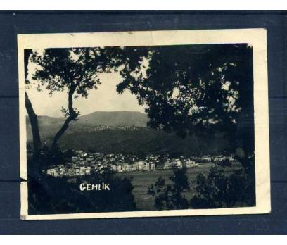 GEMLİK 1952 FOTOĞRAF4.5 * 8.5 BAYRAM KARTI(290415)