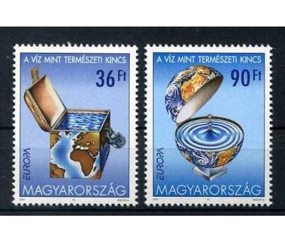 MACARİSTAN ** 2001  EUROPA CEPT  SÜPER