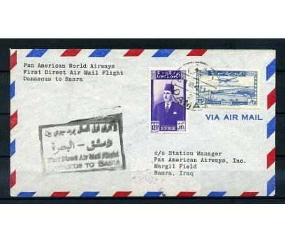 SURİYE 1949 İLK UÇUŞ ŞAM-BASRA SÜPER (YZ-1)