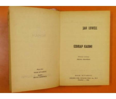 IZDIRAP  1966 KADINI