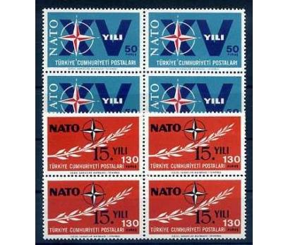 CUMHURİYET ** DBL 1964 NATO'DA 15.YIL SÜPER
