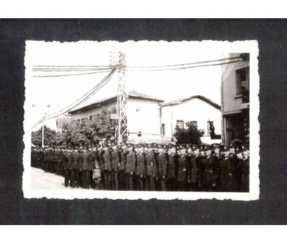 D&K- BURSA ASKERİ LİSESİ 1940 FOTOĞRAF