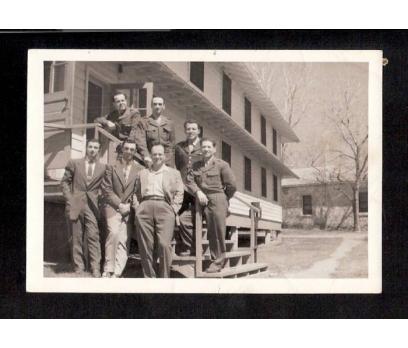 D&K- SUBAYLAR BİRARADA 1949 YILI FOTOGRAF