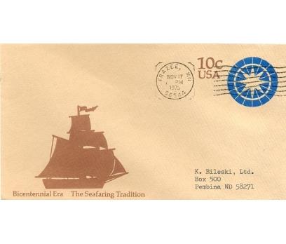 ABD  1964  GEMİ  ANTİYE  SÜPER(YZ-1)