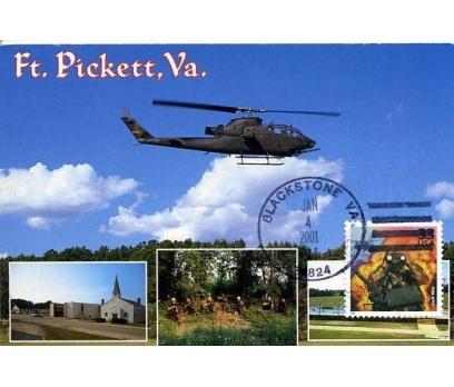 ABD 2001 UÇAK KART MAKSİMUM  SÜPER(YZ-1)