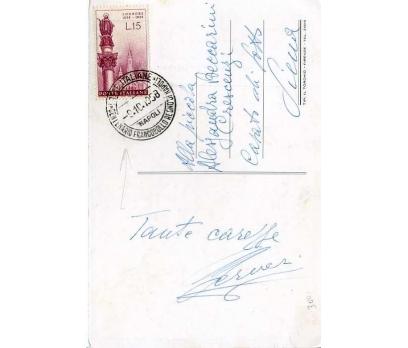 İTALYA 1958 UÇAK ÖZEL DAMGA  SÜPER(YZ-1)