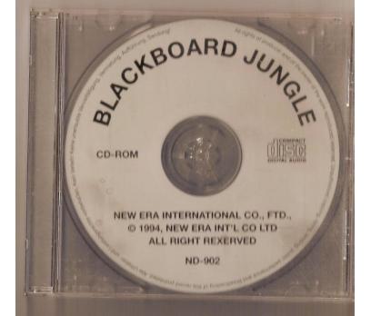Black Board Jungle 1994 MÜZİK CD