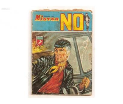 MİSTER NO SAYI:124 -1970 - 5 Lira TAY YAYINLARI