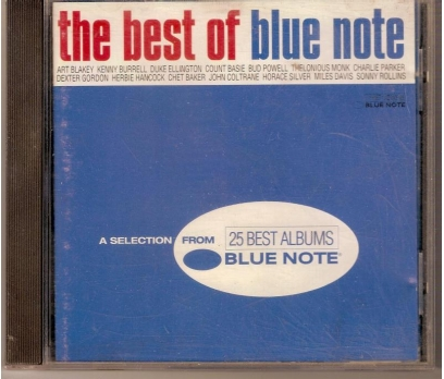 The Best of Blue Note a Selection from 25 Best Alb