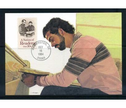 ABD 1984 KART MAX. OKUMA SÜPER