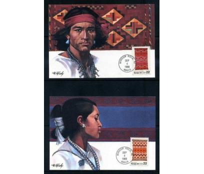 ABD 1986 KART MAX. KIZILDERİLİLER  4 ADET SÜPER