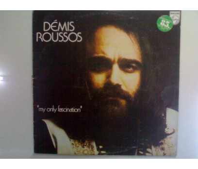 DEMİS ROUSSOS-MY ONLY FASCİNATİON