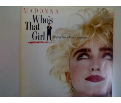 MADONNA-WHO'S THAT GİRL