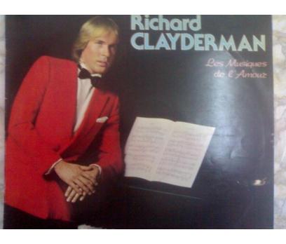 RİCHARD CLAYDERMAN-LES MUSIGUES DE L'AMOUR