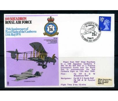 RAF ASKERİ UÇUŞ 1974 F.E.2b SÜPER