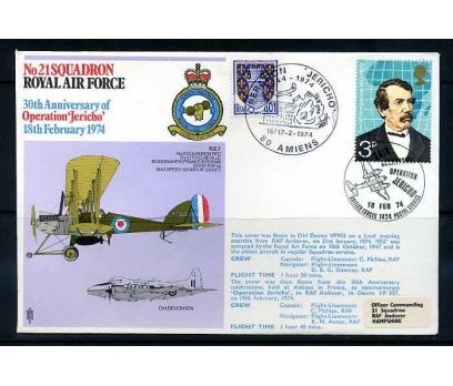 RAF ASKERİ UÇUŞ 1974 R.E.7 SÜPER