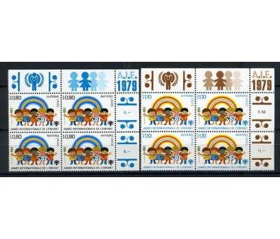 BM İSVİÇRE   ** 1979 DÜNYA ÇOCUK Y.TAM S. DBL(A-2)