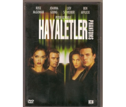 Phantoms Hayaletler DVD Film