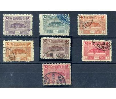 CUMHURİYET  DAMGALI 1922 MECLİS  SÜPER(300415)
