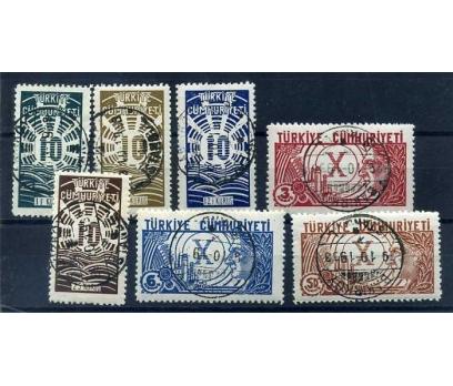 CUMHURİYET  İLK GÜN D. 1933 CUMH.10.YILI(300415)