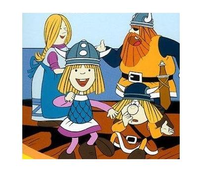 Vikingler 83Bölüm - 6 DVD Türkçe Dublaj