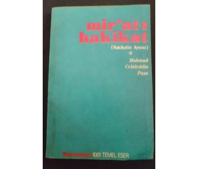 MİR'AT-I HAKİKAT Hakikatin Aynası 2.kitap