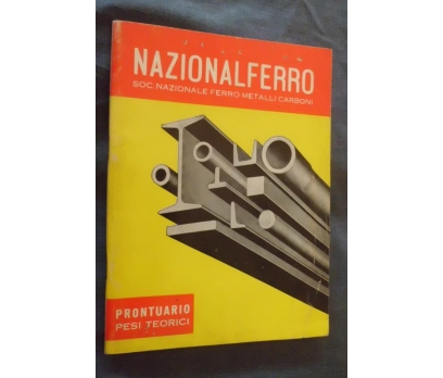 NAZIONALFERRO/SOC.NAZIONALEFERRO METALLI CARBONI