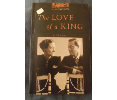 THE LOVE OF A KING / PETER DAINTRY