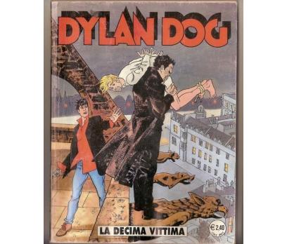DYLAN DOG YABANCI ÇİZGİ ROMAN LA DECIMA VITTIMA