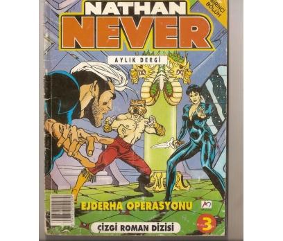 NATHAN NEVER SAYI 3 EJDERHA OPERASYONU
