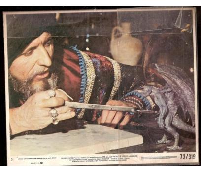 THE GOLDEN VOYAGE OF SINBAD IN DYNARAMA LOBİ KART