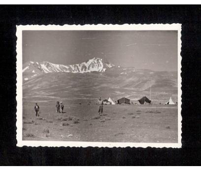 D&K- KAYSERİ ERCİYES 1954 YILI FOTOĞRAF