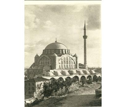 D&K- SULTAN SELİM CAMİİ İSTANBUL KARTPOSTAL