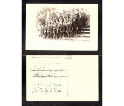 D&K- YATILI OKUL ÖĞRENCİLERİ 1927 YILI FOTOĞRAF
