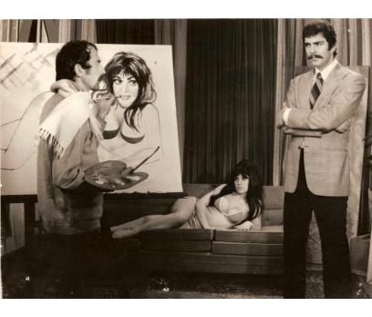 SİLAHLAR SUSMASIN 1971 FOTOĞRAF FERİ CANSEL
