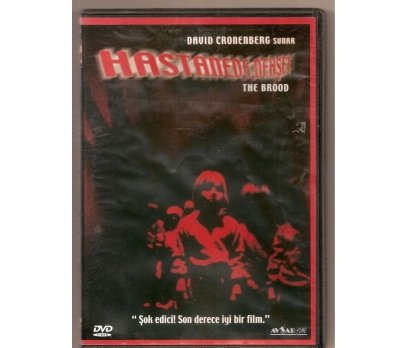 The Brood Hastanede Dehşet DVD Film